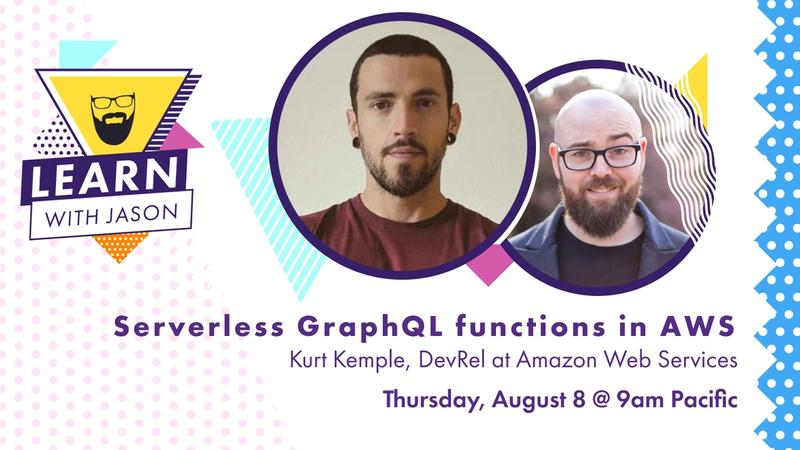 Serverless GraphQL Functions in AWS