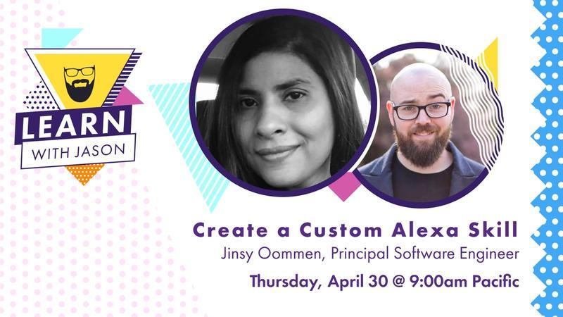 Create a Custom Alexa Skill