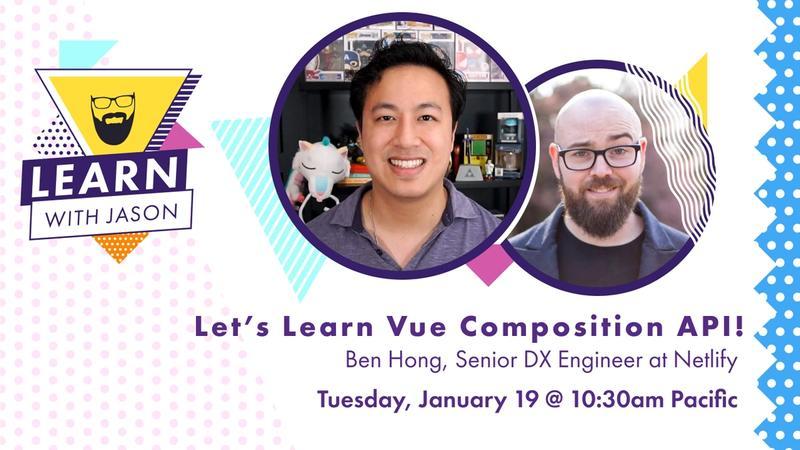 Let's Learn Vue's Composition API!