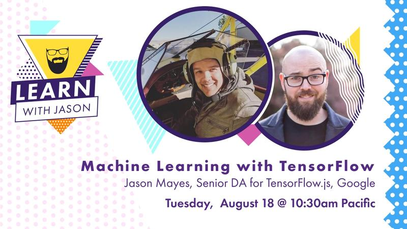 Machine Learning with TensorFlow in JavaScript