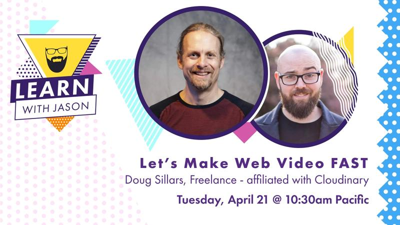 Let's Make Web Video FAST