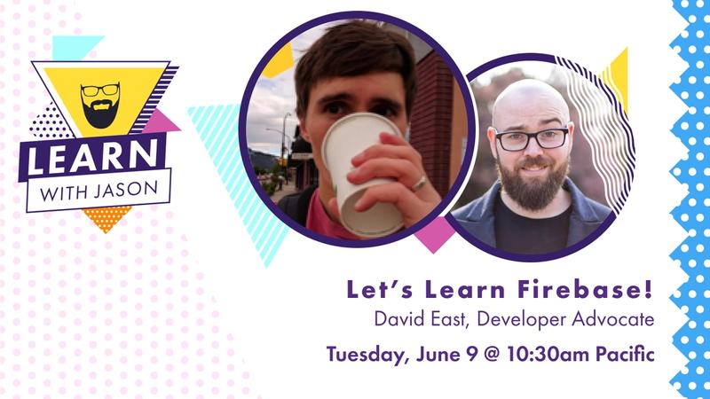 Let's Learn Firebase!