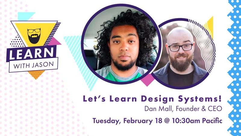 Let's Learn Design Systems!