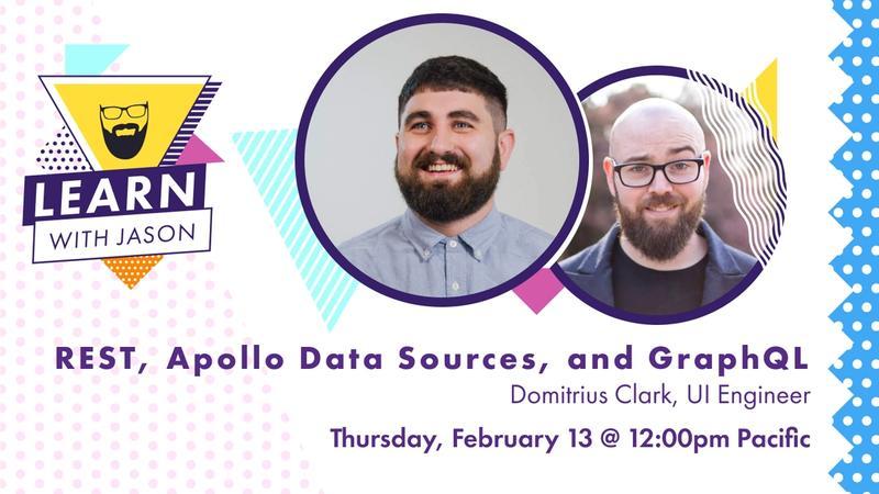REST, Apollo Data Sources, and GraphQL