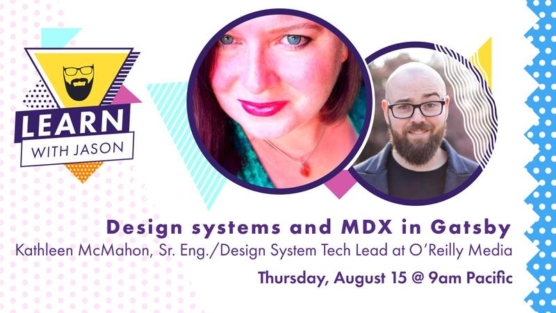Design Systems and MDX in Gatsby