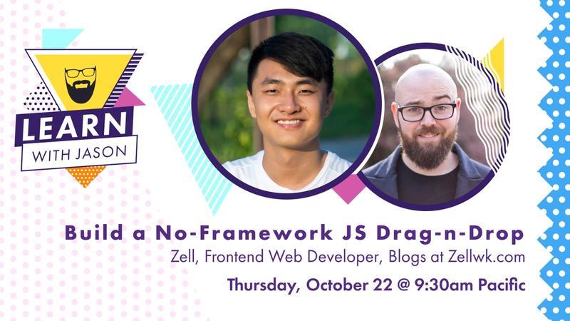 Build a No-Framework JavaScript Drag-n-Drop