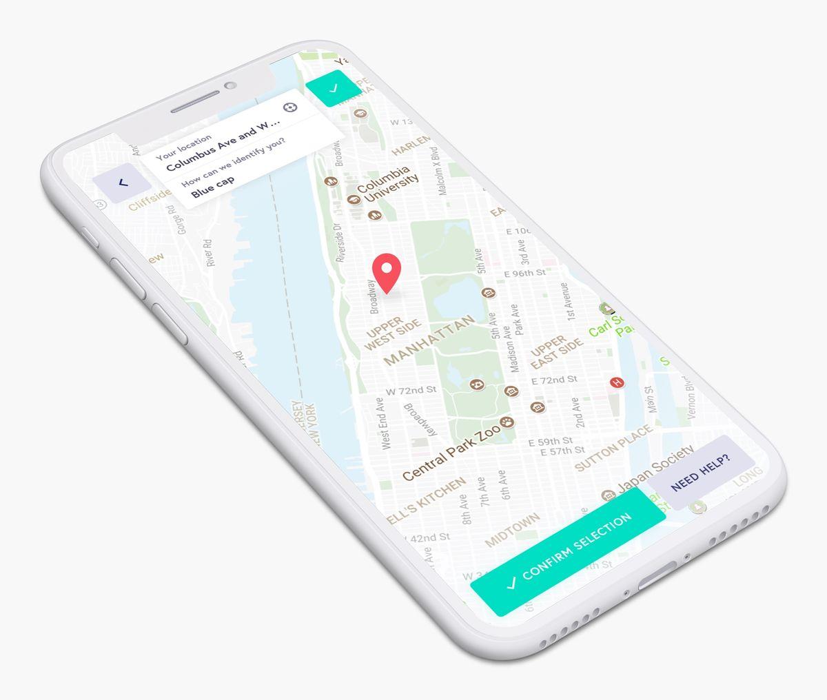Ubermeds choose location