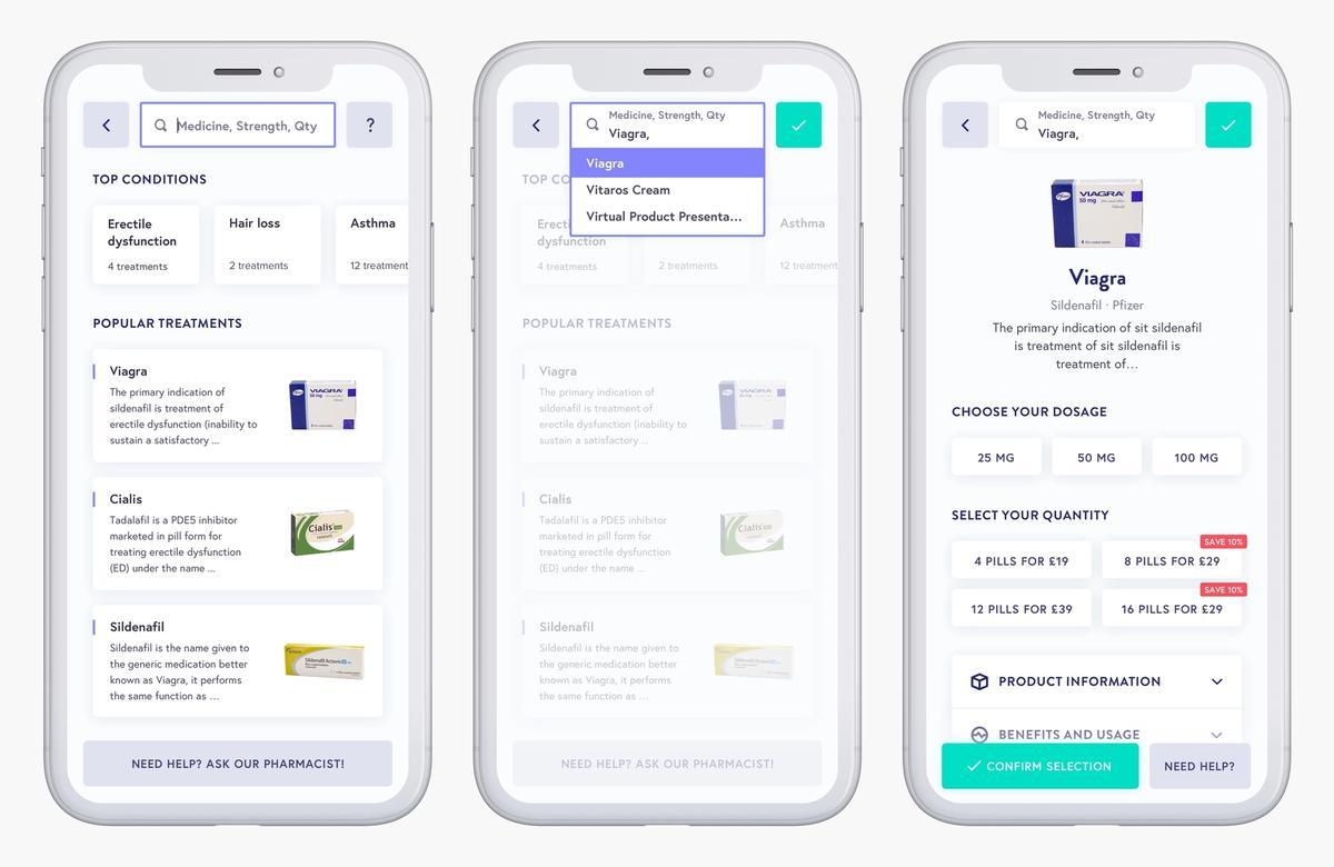 Ubermeds medical search