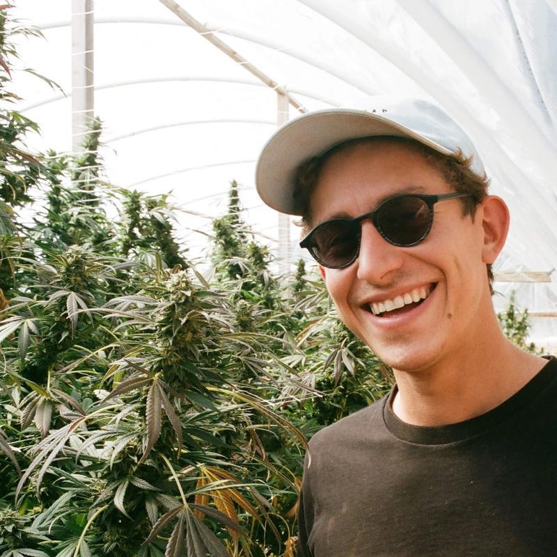 Lex Corwin, The Stoned Farmer