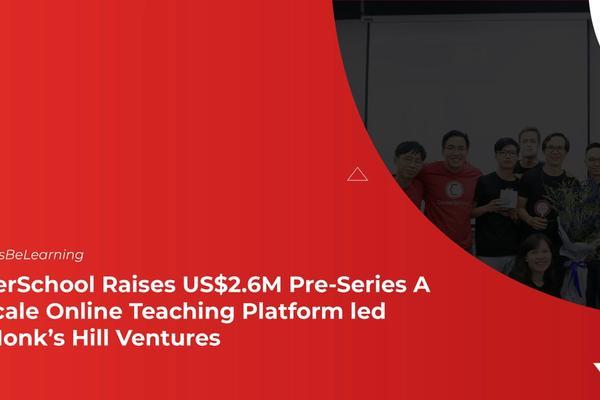 CoderSchool Raises US$2.6M Pre-Series A To Scale Online Teaching