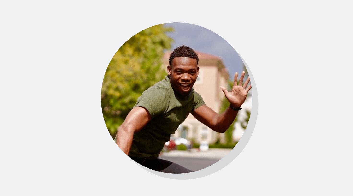 Image of Ronald Williams, Content Apprentice at CMX