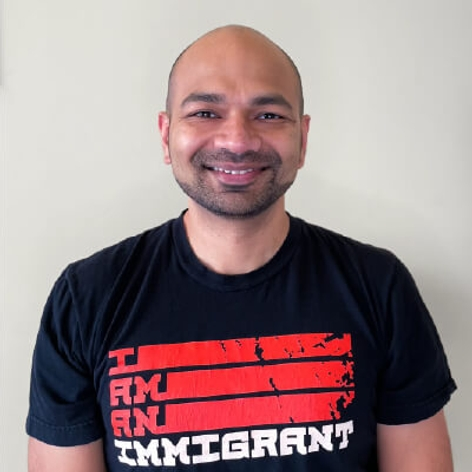 Photo of Viraj Mody