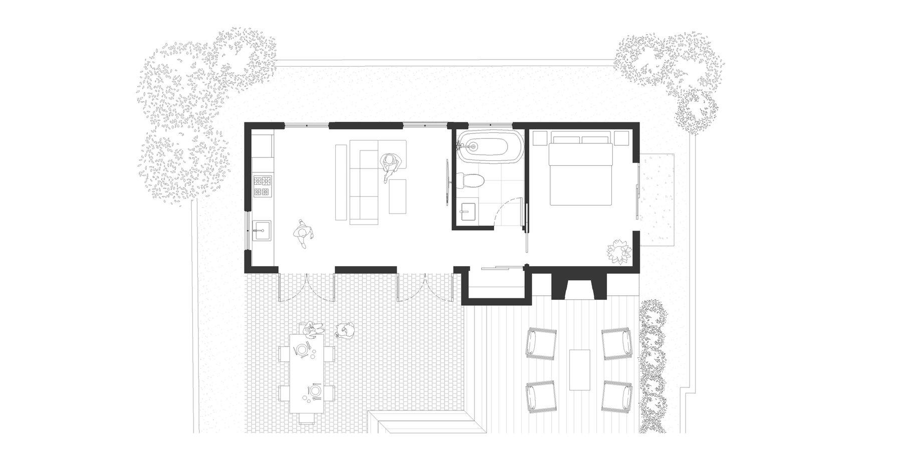 ADU Floor Plan