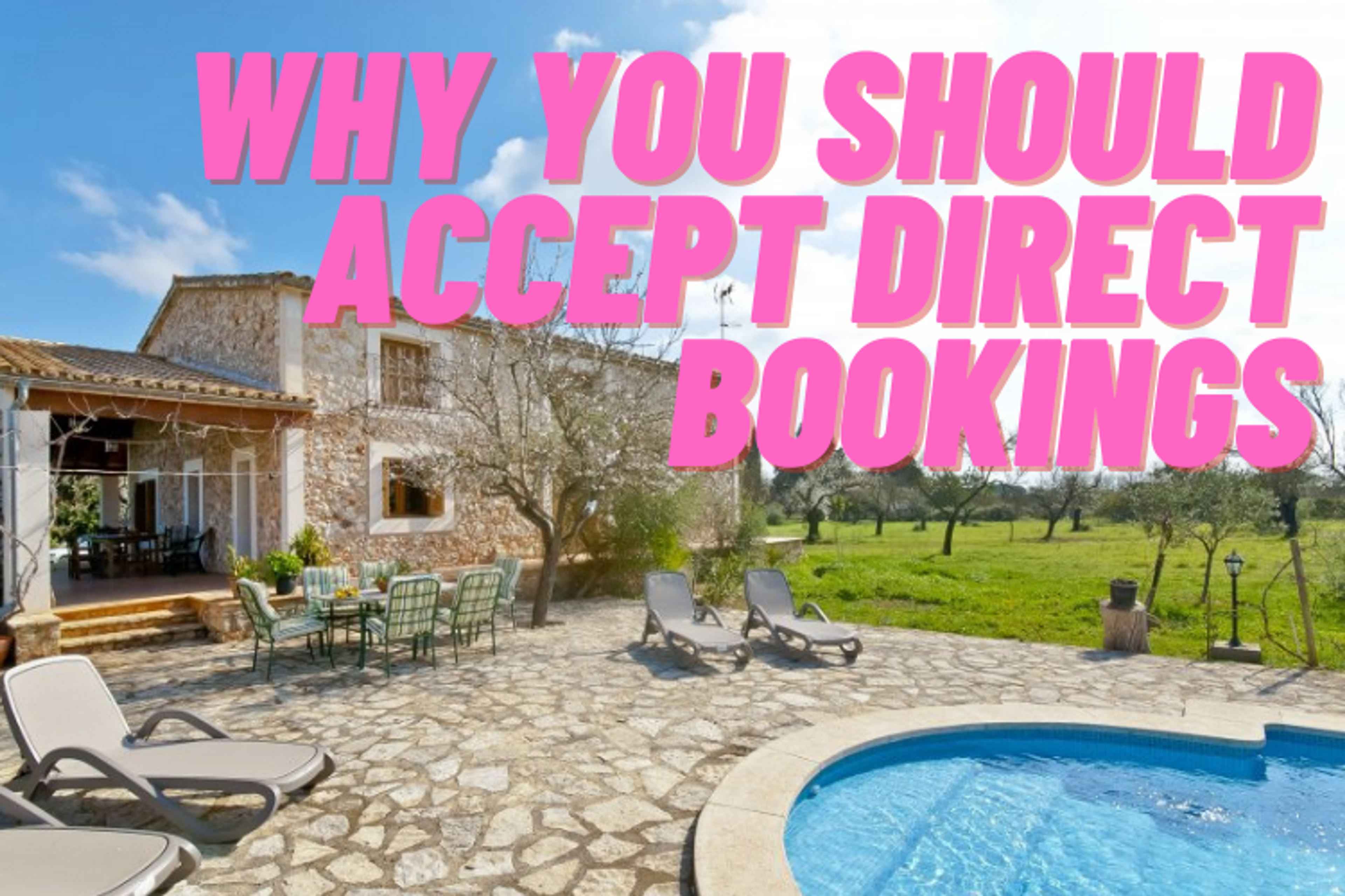 Why you should accept direct bookings