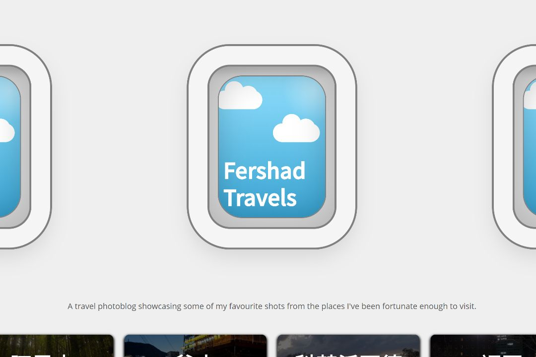 Image for fershad travels