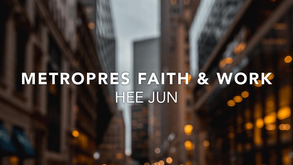 Metro Stories: Hee Jun