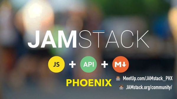 JAM stack: Javascript, A P Is, and Markdown templating. A new software engineering tech stack.