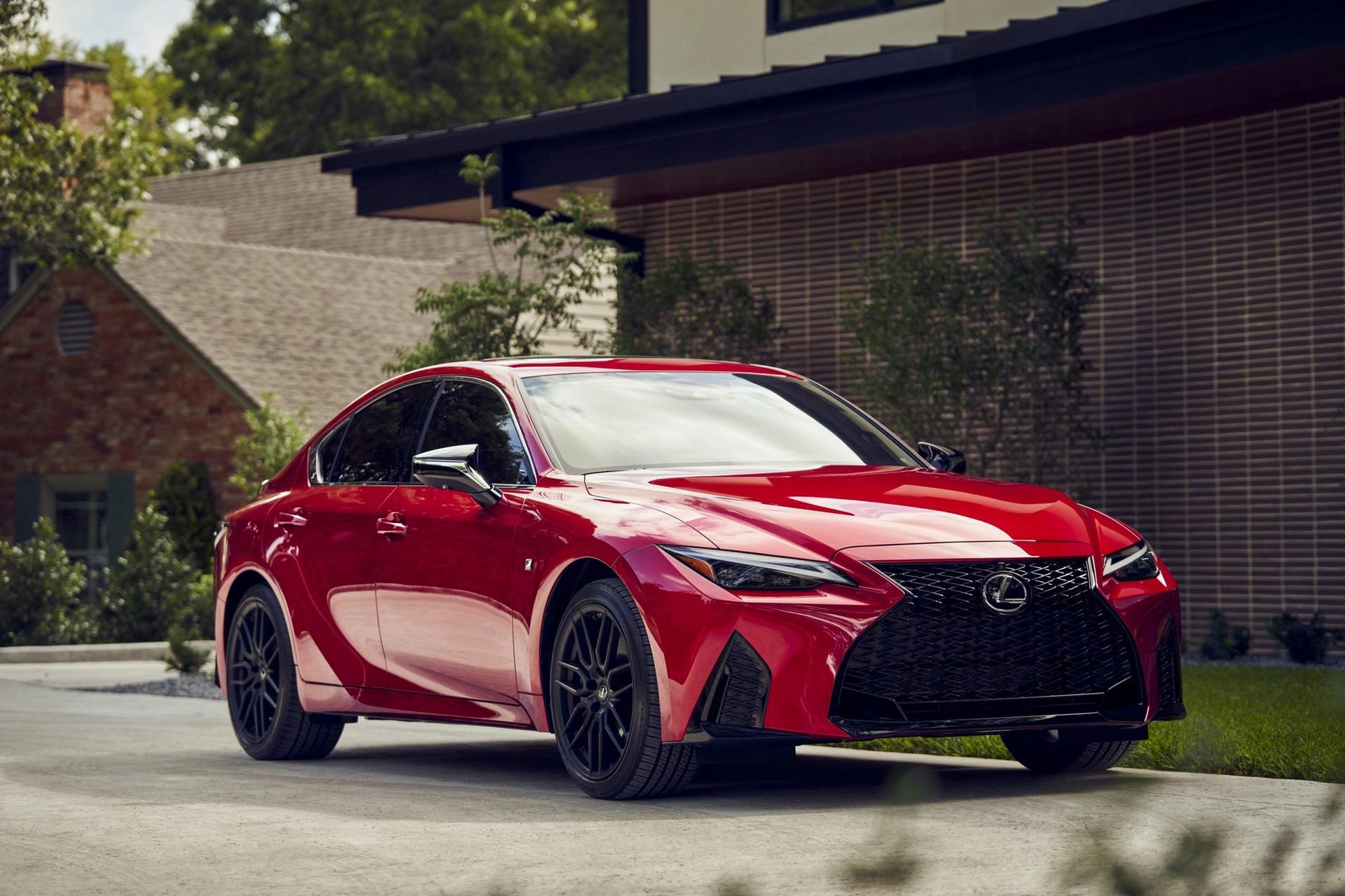 2021 Lexus IS IS 300