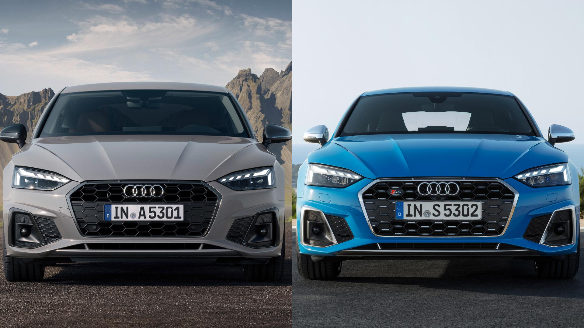 Audi A5 vs S5: Is The V6 Worth It?
