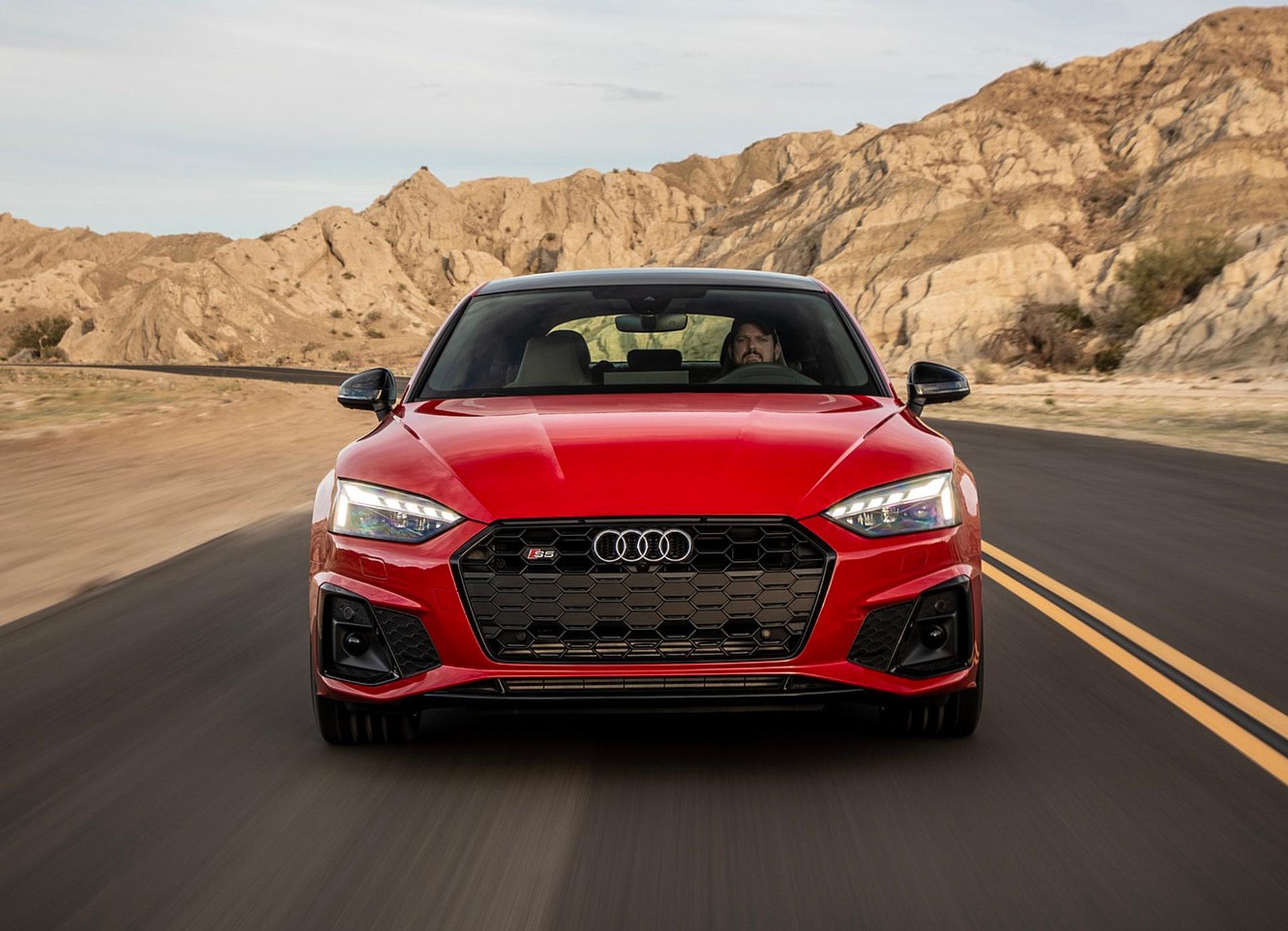 2021 Audi S5 Coupe 3.0T Premium quattro