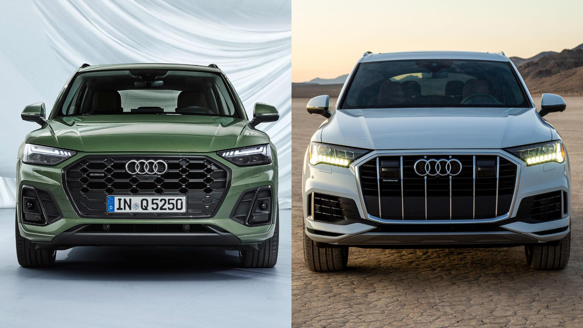 Audi Q5 vs Q7: What's The Difference?