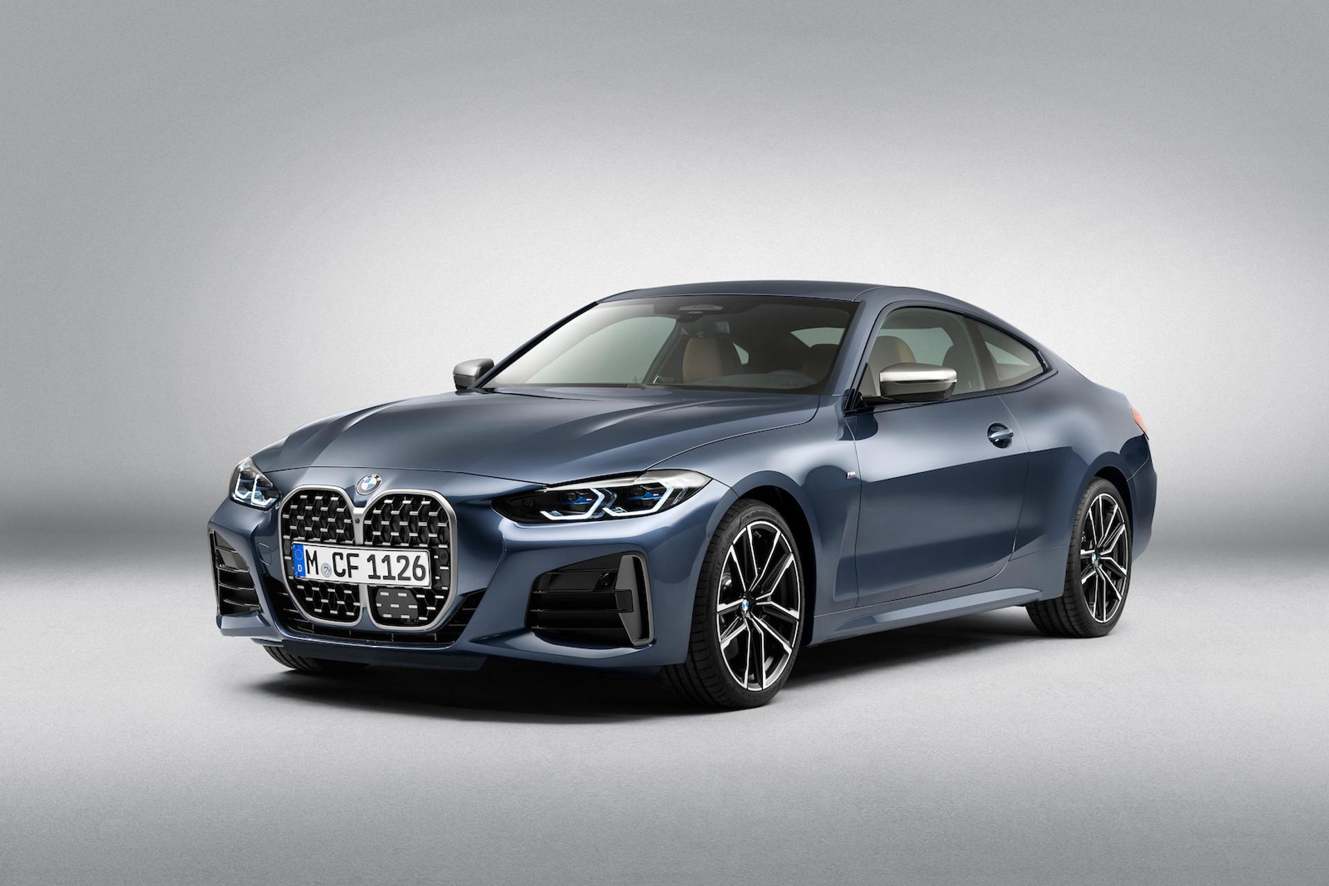 2021 BMW 4 Series Coupe 430i xDrive Coupe