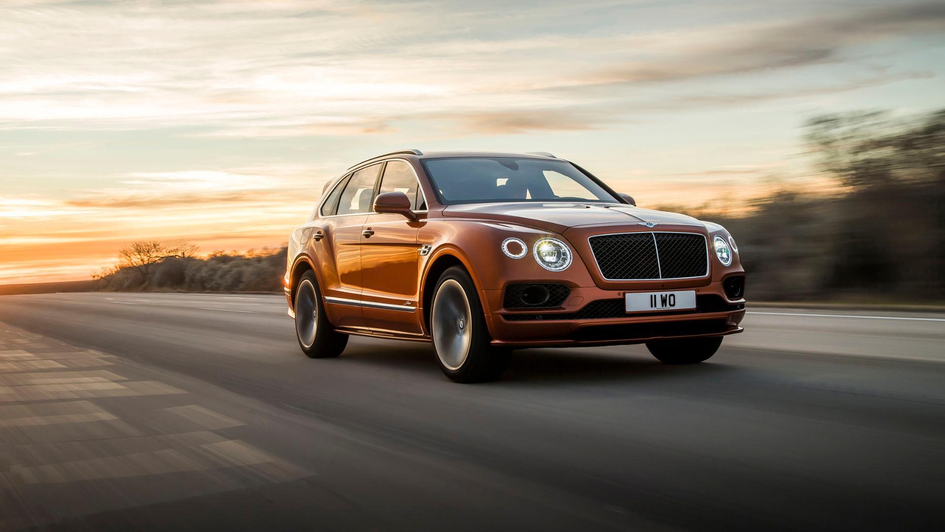Bentley Bentayga Review: How Good Is Bentley's First SUV?