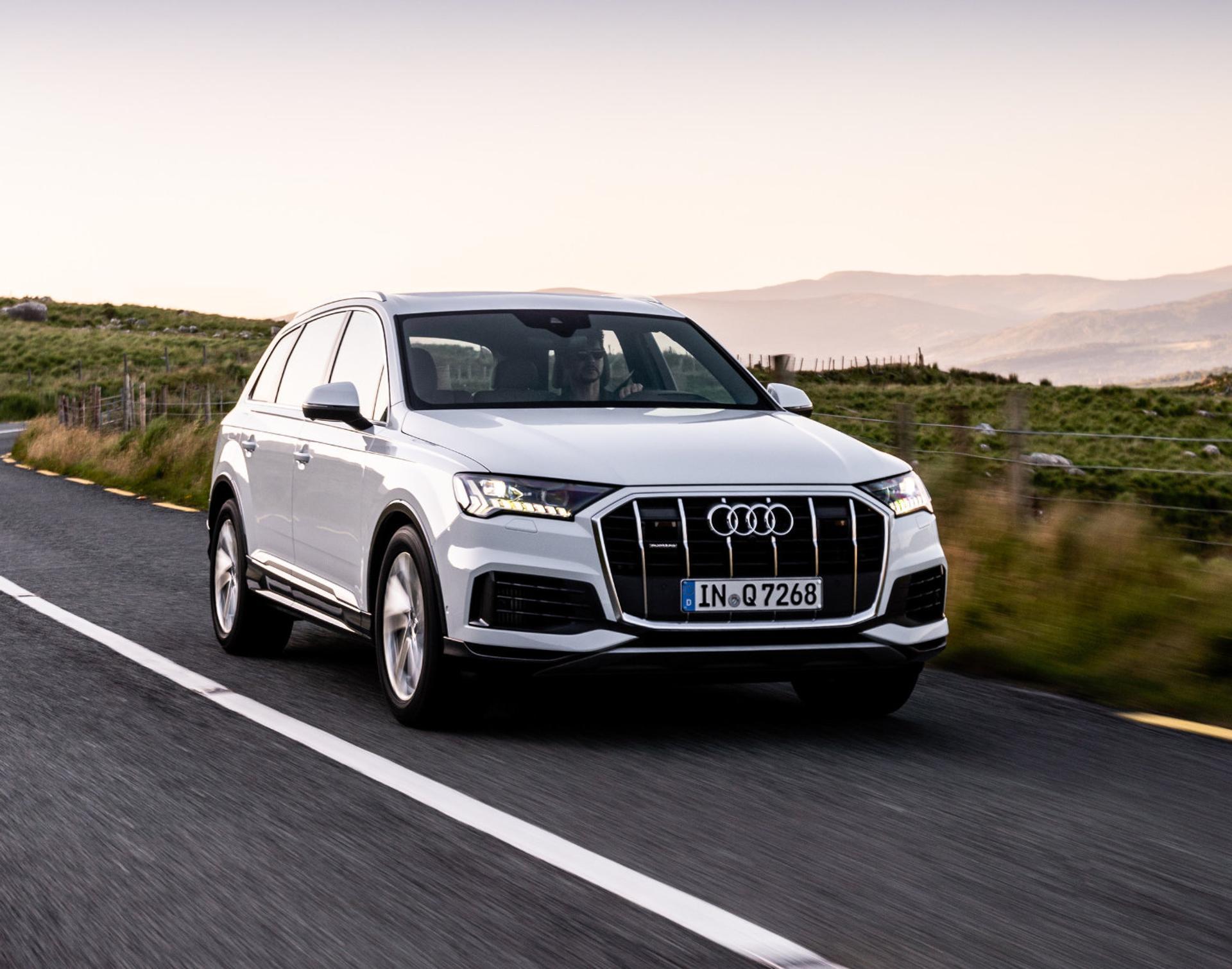 2021 Audi Q7 Premium 45TFSI