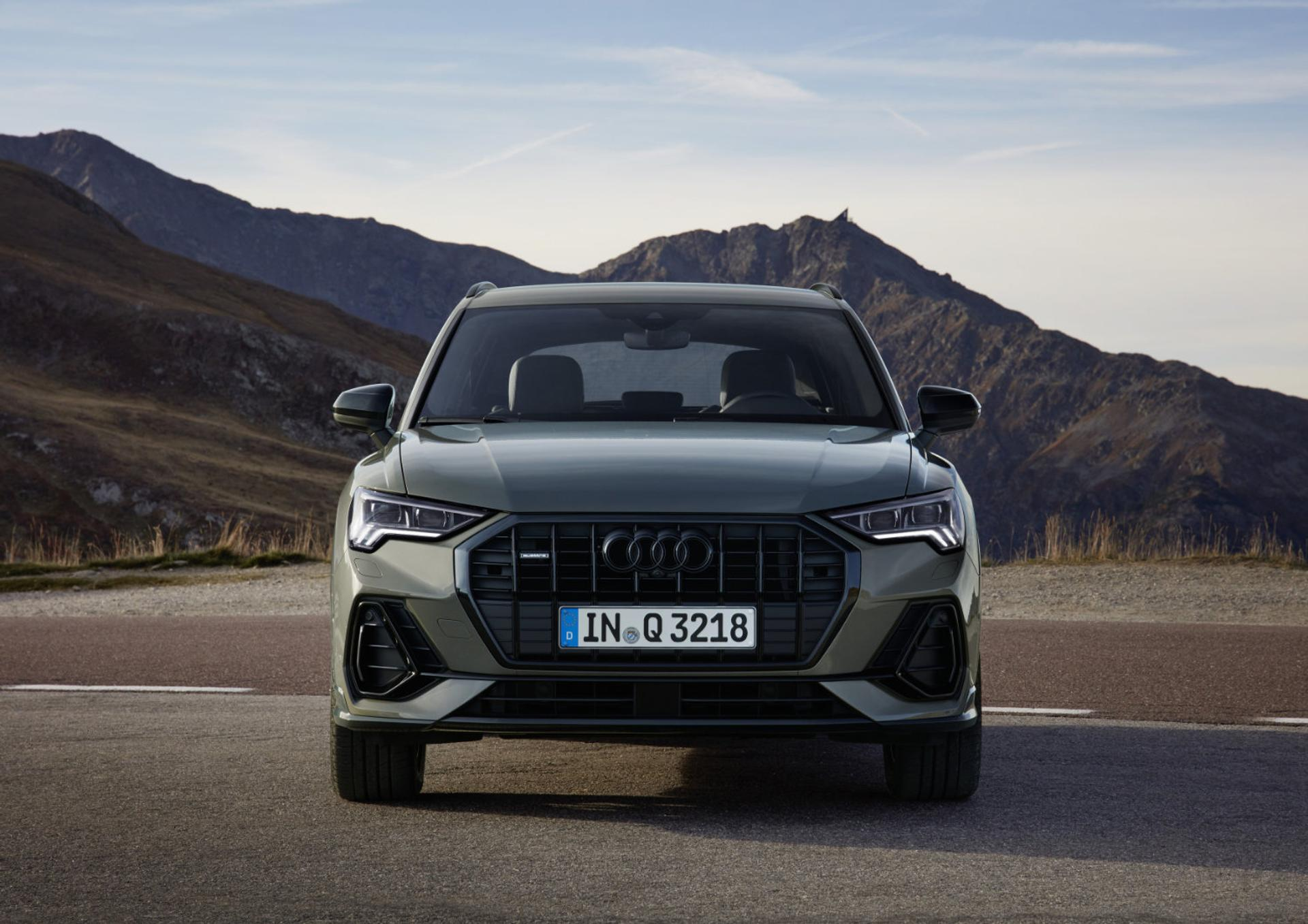 2021 Audi Q3 Premium 40TFSI