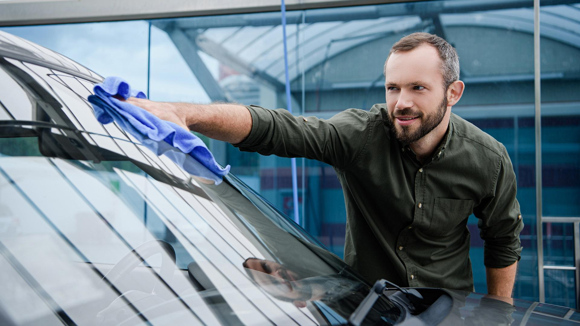How To Clean Car Windows In 4 Simple Steps