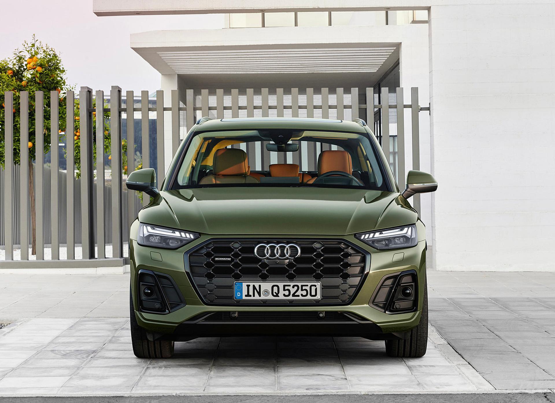 2021 Audi Q5 Premium 45TFSI