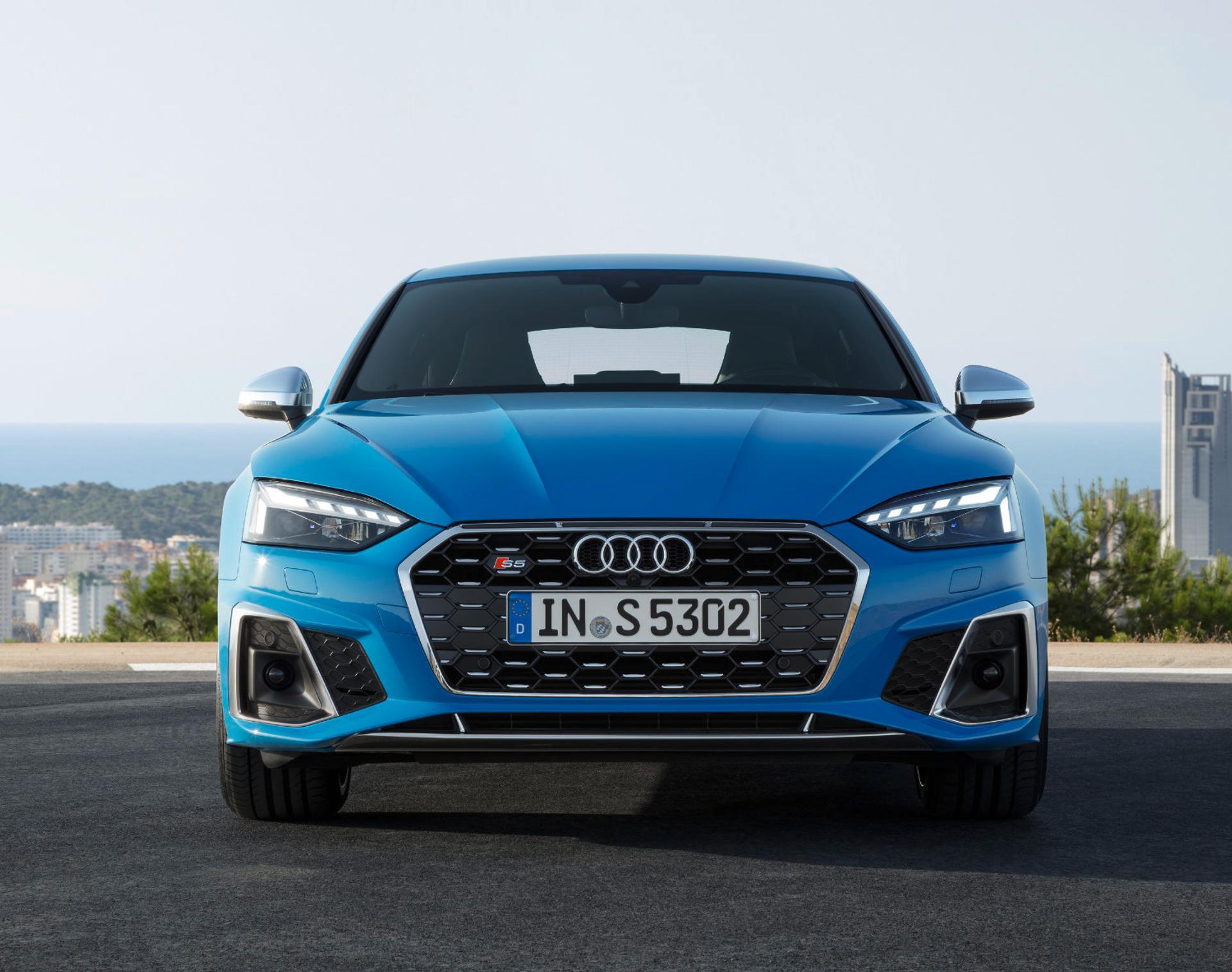 2021 Audi S5 Premium