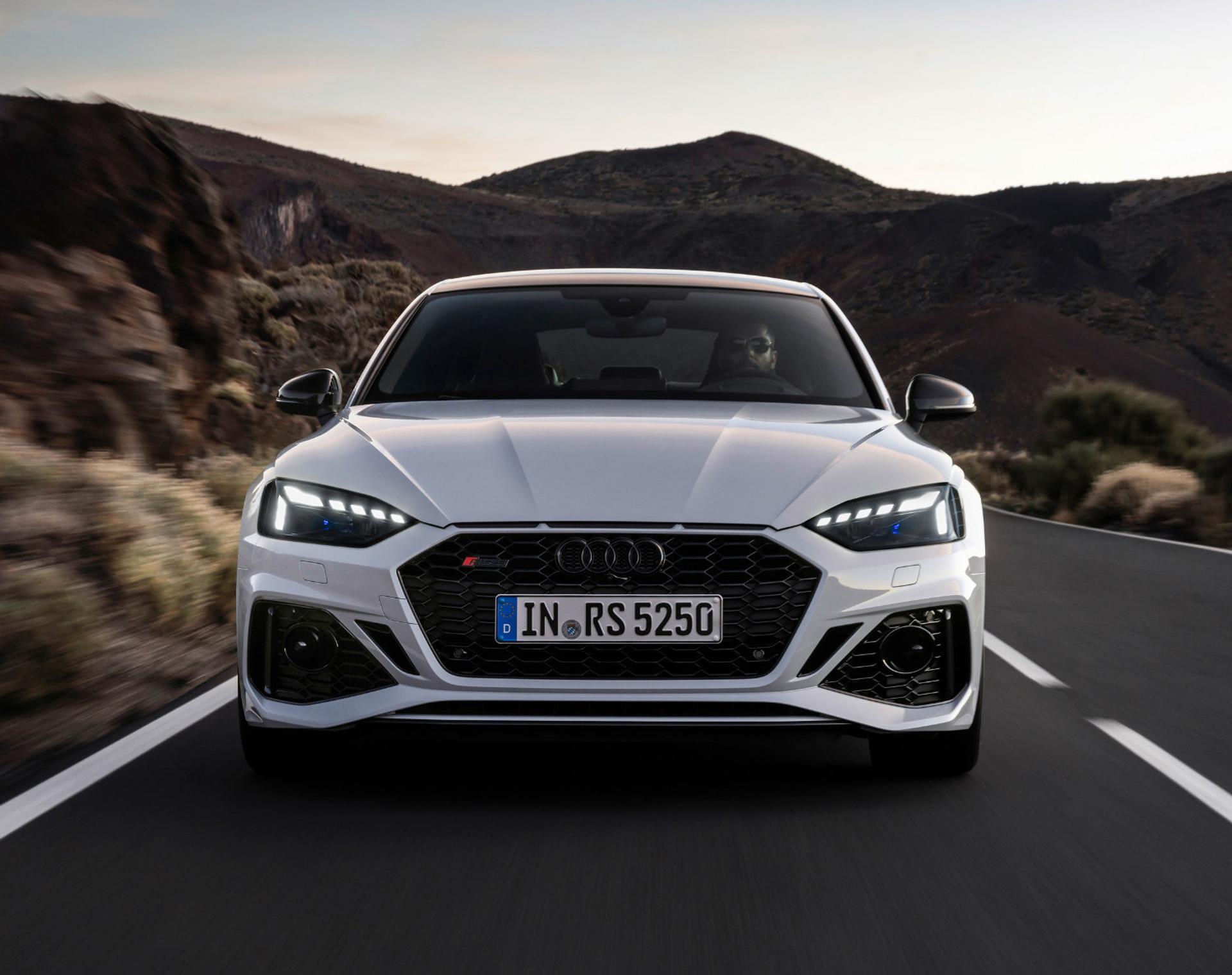 2021 Audi RS5 2.9 TFSI