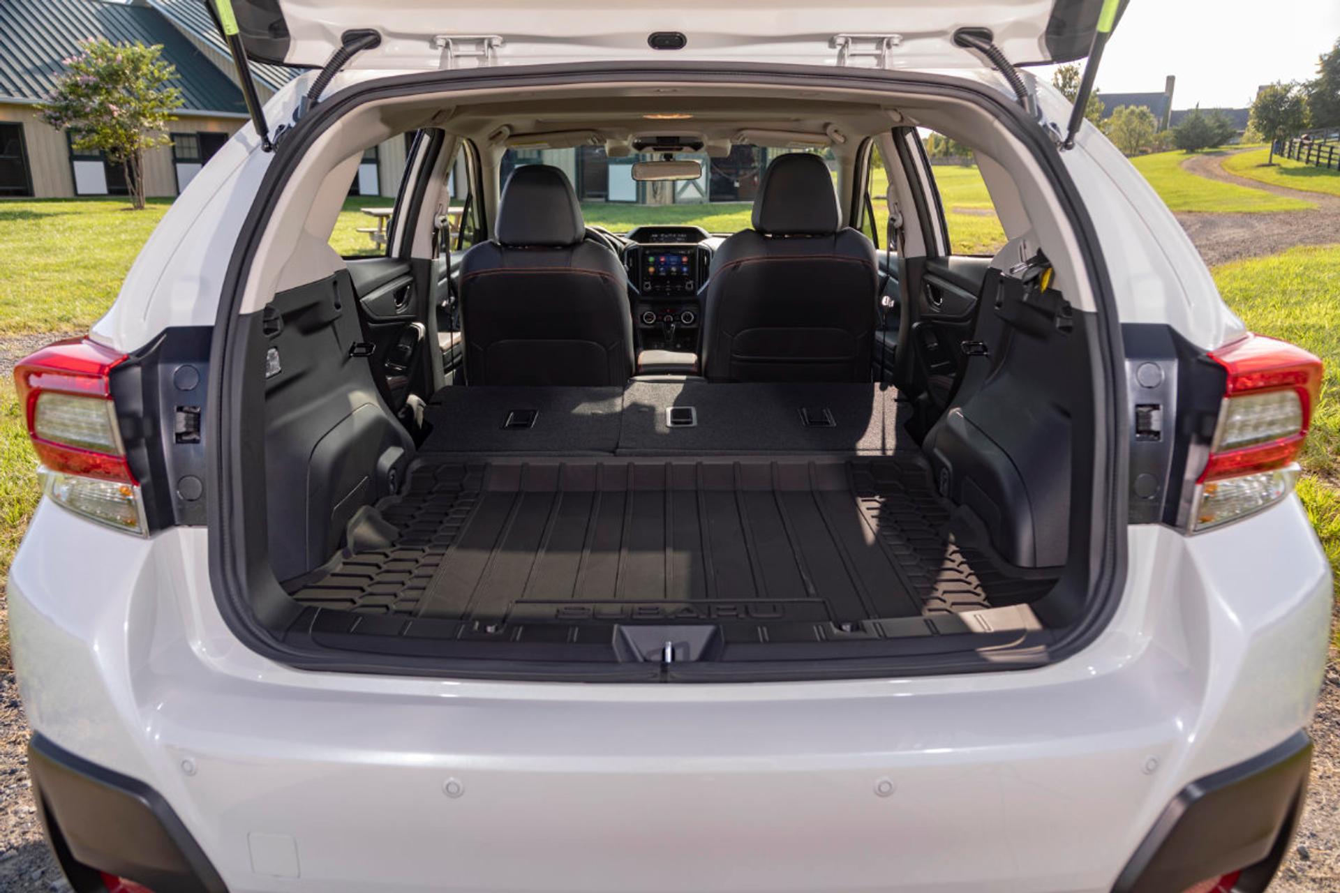 Subaru Crosstrek trunk
