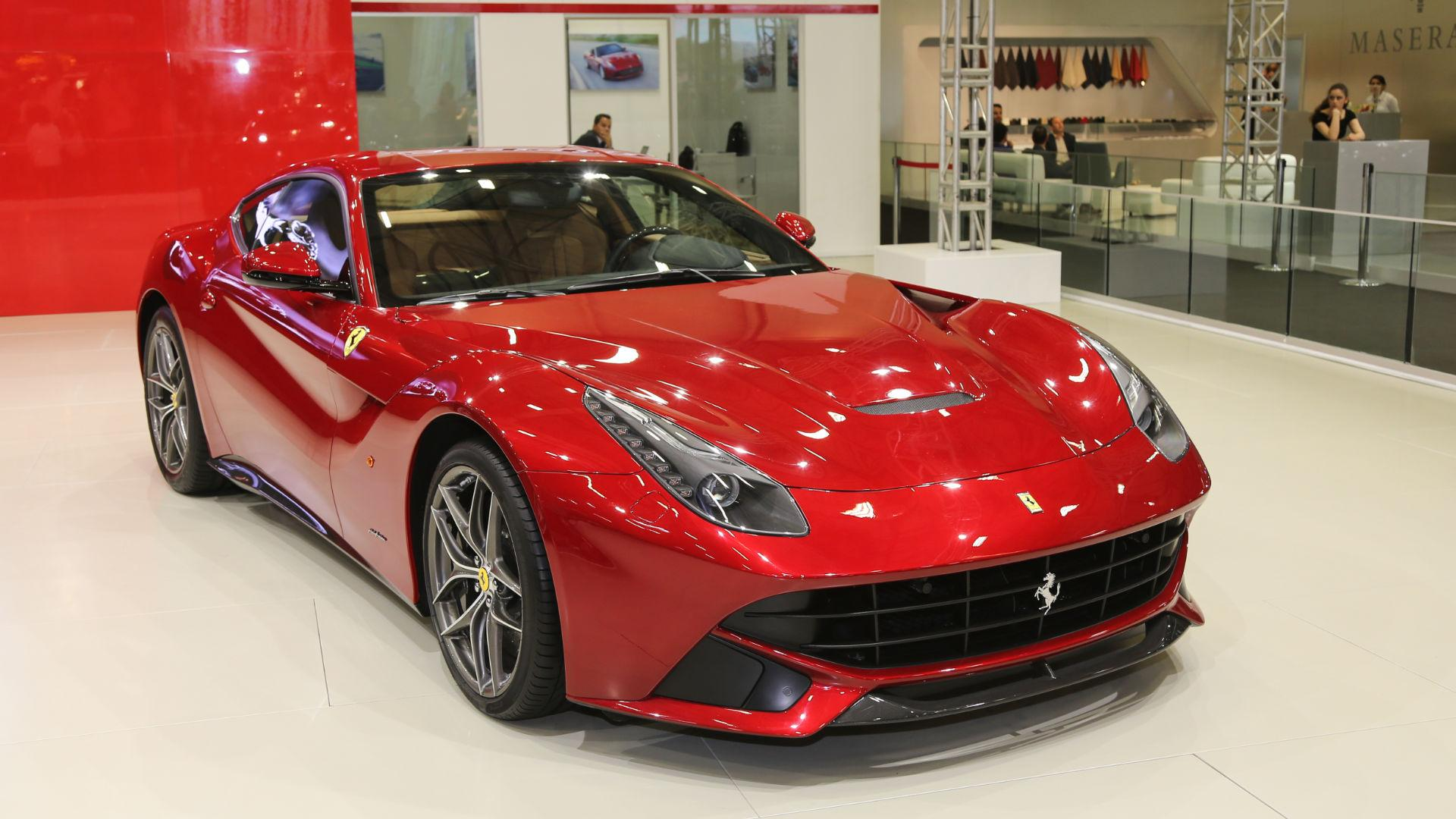 Why The Ferrari F12Berlinetta Is One Of The Best Ferraris Ever
