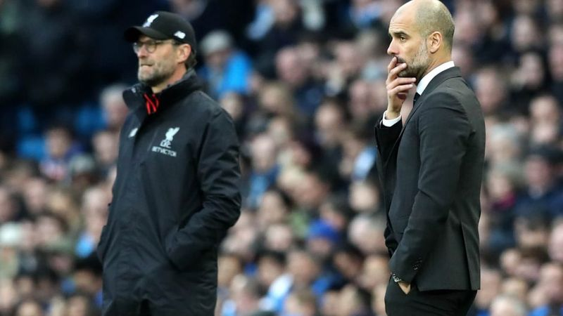 Pep Guardiola: Liverpool are the most difficult title rivals I've ever faced