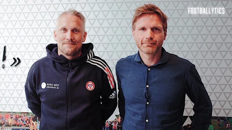Podkast - Et dypdykk i skallen til Jørgen Isnes i KFUM