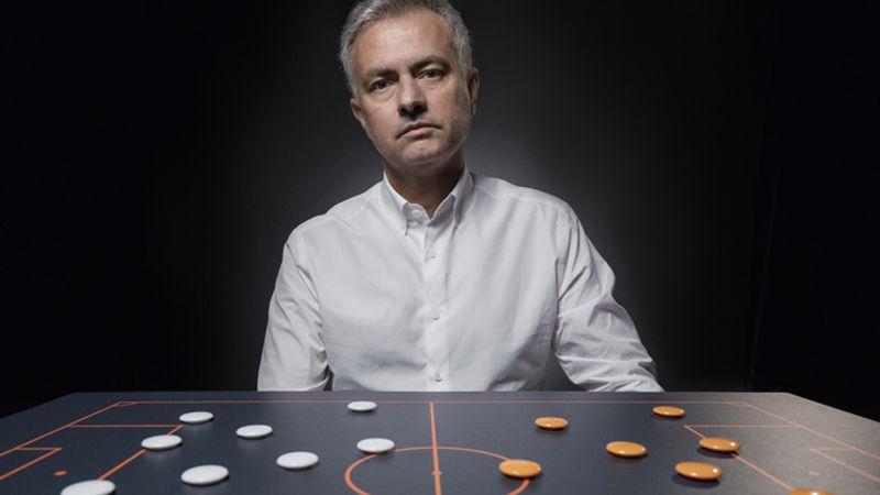 A special masterclass with José Mourinho – tactics, Inter 3 Barcelona 1