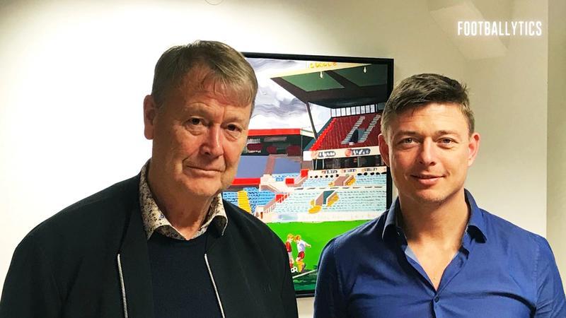 Podkast - Norge, Danmark og lederstil med Åge Hareide og Jon Dahl Tomasson