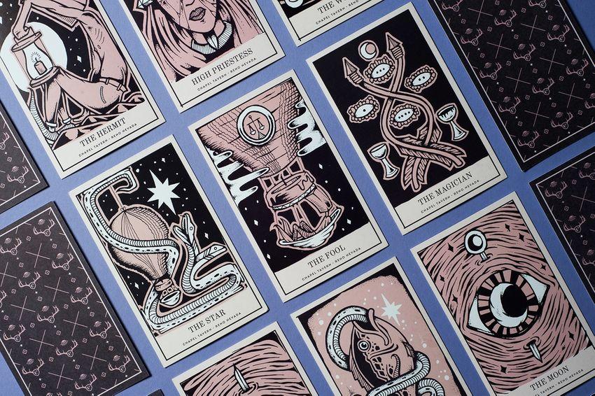 Believing in Karma - Tarot Deck