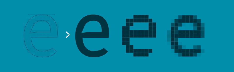 Typographie réglage hinting