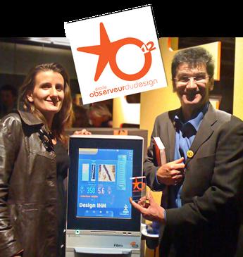Étoile du design 2012
