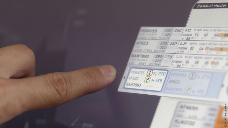 UI Design interface innovante