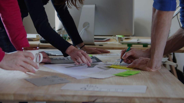 Atelier de design en conception participative