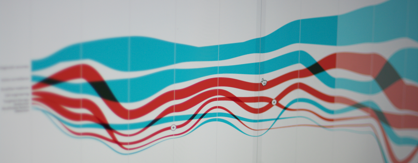 Design data visualisation dynamique