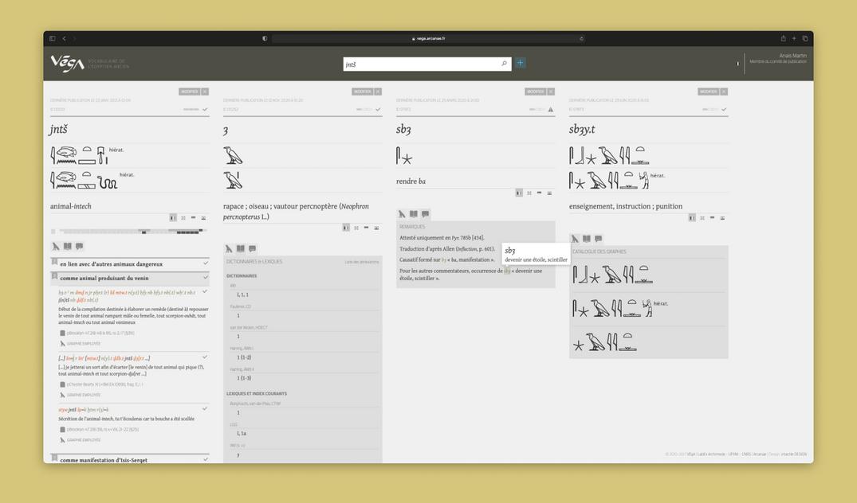 UX design d'interface métier