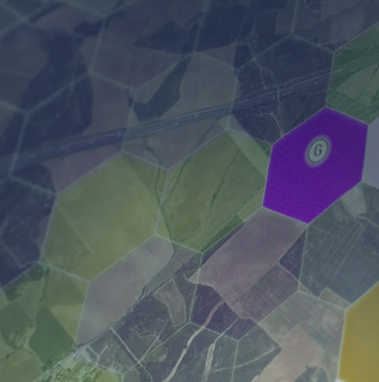 Design interface cartographie