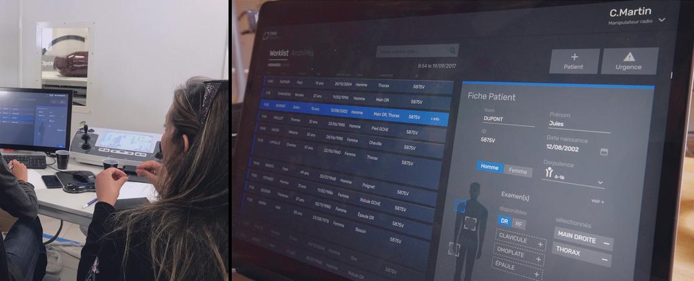 Suivi d'intégration en collaboration avec les développeurs et les manip-radio
