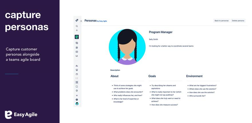 Easy Agile Personas for Atlassian Jira - A customer centric approach to backlog grooming