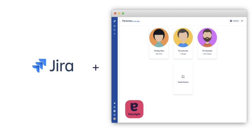 personas for Jira